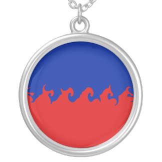Bandeira Gnarly de Haiti Colares Personalizados