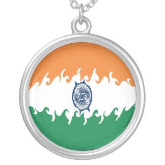 Bandeira Gnarly de India Bijuterias Personalizadas