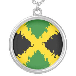Bandeira Gnarly de Jamaica Bijuteria Personalizada