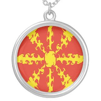 Bandeira Gnarly de Macedónia Colares