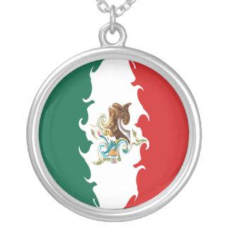 Bandeira Gnarly de México Pingente