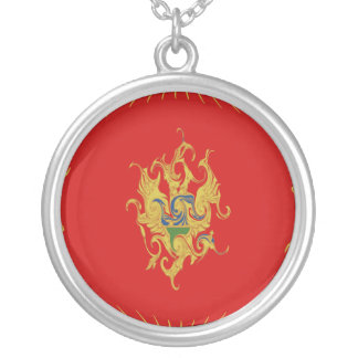 Bandeira Gnarly de Montenegro Bijuteria