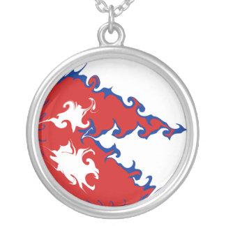 Bandeira Gnarly de Nepal Pingentes