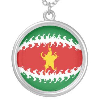 Bandeira Gnarly de Suriname Colares