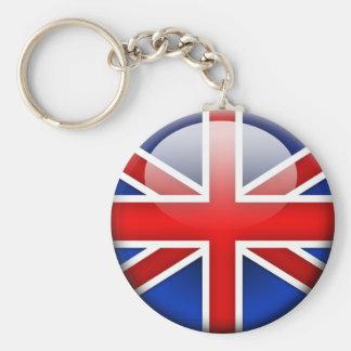 Bandeira inglesa 2 0 chaveiro