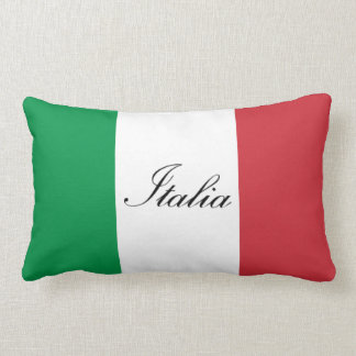 Bandeira italiana - bandeira de Italia - Italia Almofada Lombar