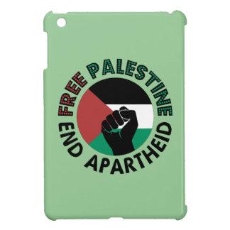 Bandeira livre de Palestina do Apartheid do fim de Capas Para iPad Mini