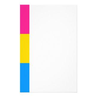 Bandeira Pansexual Papelaria