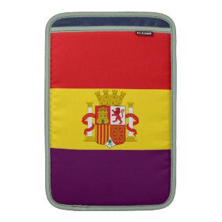 Bandeira republicana espanhola - bandera República Capas Para MacBook Air