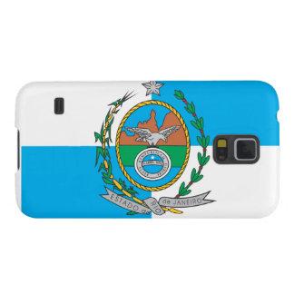 Bandeira Rio de Janeiro Capinha Galaxy S5