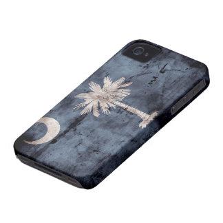 Bandeira velha de South Carolina; Capa iPhone 4 Case-Mate