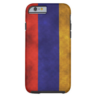 Bandeiras - Arménia Capa Tough Para iPhone 6