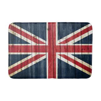 Bandeiras de país afligidas | Grâ Bretanha Tapete De Banheiro