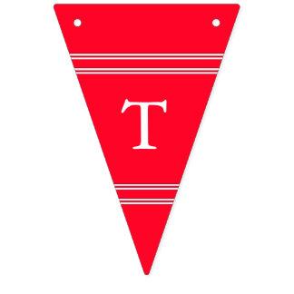 Bandeirinha Tomate de cereja vermelho brilhante - primavera de