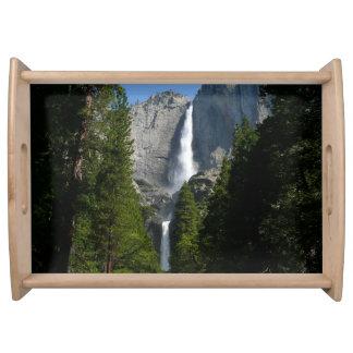 Bandeja Yosemite Falls II do parque nacional de Yosemite