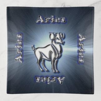 Bandejas Aries do cromo