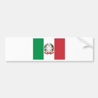Bandiera Italiana - bandeira do estado de Italia Adesivo Para Carro