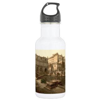 Banhos e abadia romanos mim, banho, Somerset,