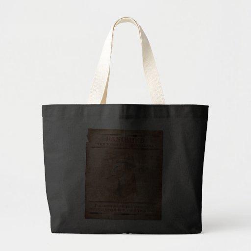 Banish lamas do drama - o bolsa enorme preto
