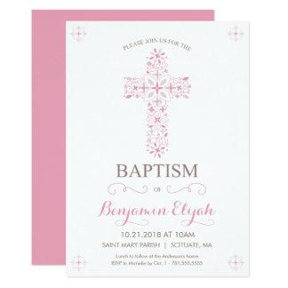 Baptismo, convite do batismo - o bebé convida