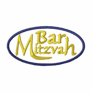 Bar Mitzvah Agasalho Jogger De Lã Bordado