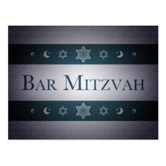 Bar Mitzvah Cartão Postal
