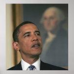 Barack Obama anuncia sua intenção para nomear Poster