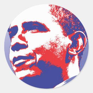 Barack Obama - liderança Adesivo