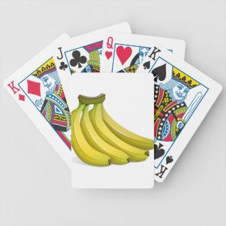 Baralho De Truco Bananas
