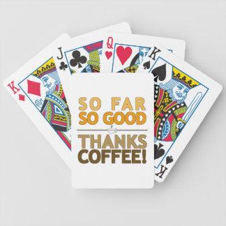 Baralho Obrigado café