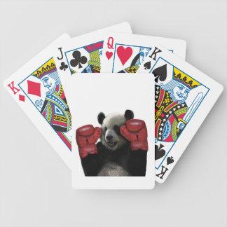 Baralho Panda do encaixotamento