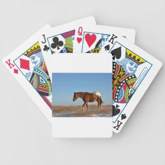 Baralho Para Poker Cavalo da pradaria