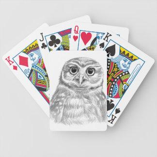 Baralho Para Poker Coruja