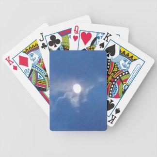 Baralho Para Poker Lua cheia