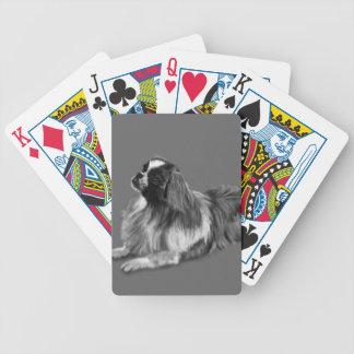 Baralho Para Poker Spaniel de rei Charles