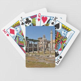 Baralho Para Pôquer Cidade antiga de Roma, Italia