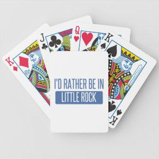 Baralho Para Pôquer Eu preferencialmente estaria em Little Rock