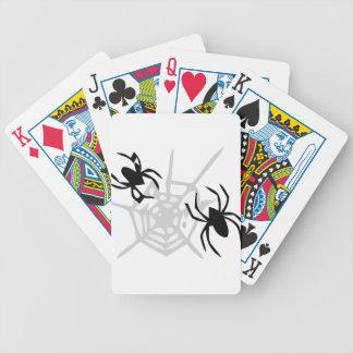 Baralhos De Carta aranha e web2
