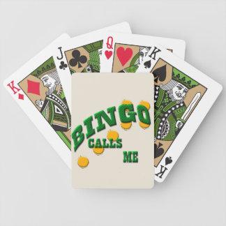 Baralhos De Carta Jogos do Bingo