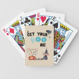 Baralhos De Carta Obtenha sua vaia sobre! Cartões de jogo