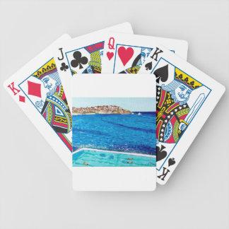 Baralhos De Poker Azuis de Bondi