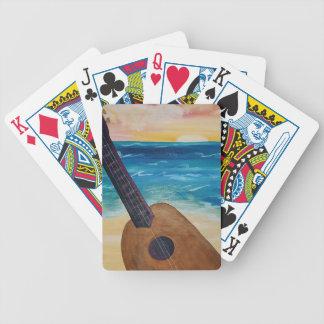 Baralhos De Poker Uma noite trippy nas madeiras