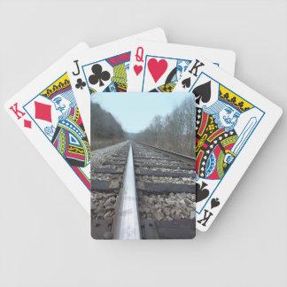 Baralhos De Pôquer Trilhas do trem