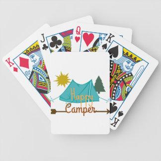 Baralhos Para Poker Barraca do campista feliz fora