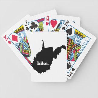 Baralhos Para Poker Caminhada West Virginia