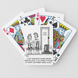 Baralhos Para Poker Desenhos animados 1830 do hospital