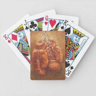 Baralhos Para Poker Luva de encaixotamento rústica dos esportes |