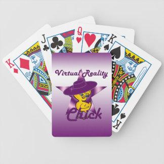 Baralhos Para Poker Pintinho #9 da realidade virtual