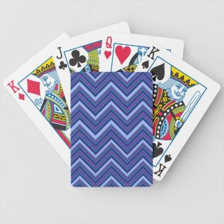 Baralhos Para Poker Vigas do azul da sarja de Nimes