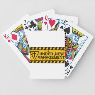 Baralhos Para Pôquer gestão nova